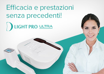 epilatore D Light pro ultra luce pulsata