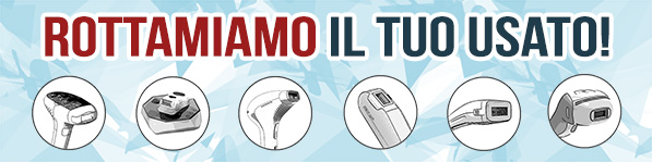banner rottamazione sconto flash & go D Light aura
